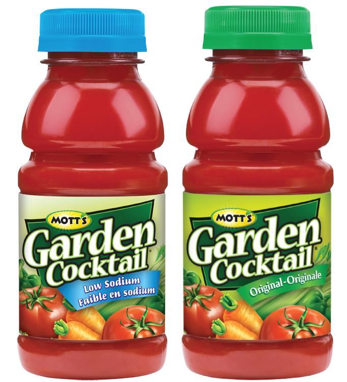 Mott's Garden Cocktail Low Sodium