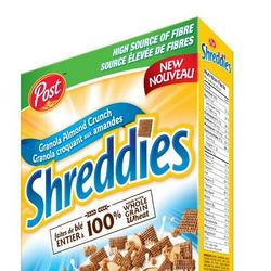Granola Almond Crunch Shreddies