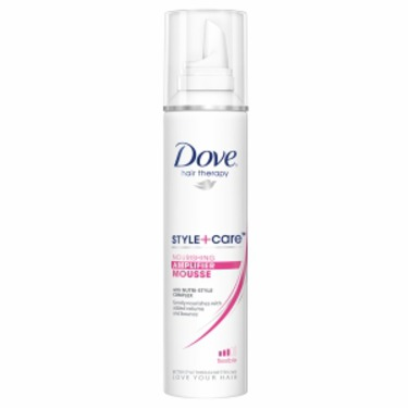 Dove Style + Care Amplifier Mousse