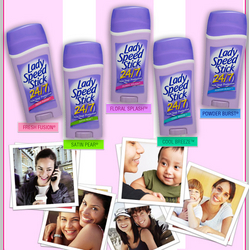 Lady Speed Stick Invisible Dry
