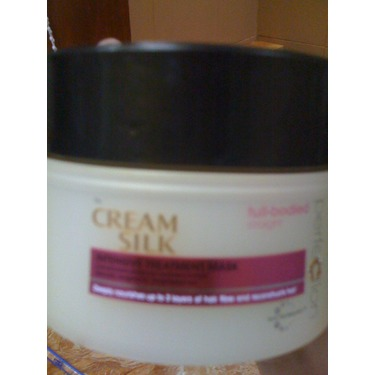 "Cream Silk ""Intensive Treatment"""