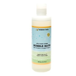 Lalabee Baby Bubble Bath