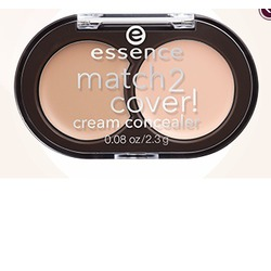 essence Match2Cover Cream Concealer
