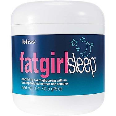 Bliss Fat Girl Sleep
