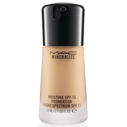 MAC Cosmetics Mineralize Moisture SPF15 Foundation