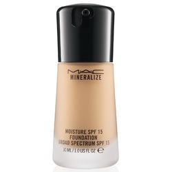 MAC Cosmetics Mineralize Moisture SPF15 Foundation