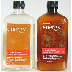 Bath & Body Works Shampoo - Orange Ginger