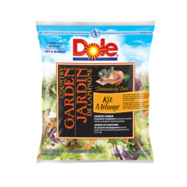 Dole Country Garden Salad Kit