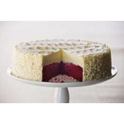 The Cheesecake Factory's Red Velvet Cheesecake Cake