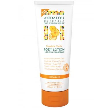 Andalou Naturals Mandarin Vanilla Body Lotion