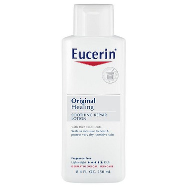Eucerin Complete Repair Moisturizing Lotion 5% Urea