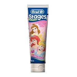 Oral-B Stages Toothpastes for kids