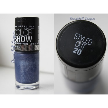 Maybelline NY Color Show Denims - Styled Out