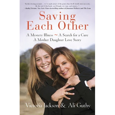 Saving Each Other by: Victoria Jackson & Ali Guthy