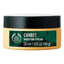 The Body Shop Carrot Moisture Cream