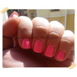 BornPrettyStore Fluorescent Neon Luminous Nail Polish