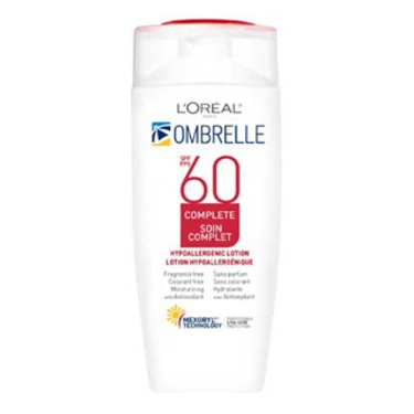 Ombrelle Complete Hypoallergenic Lotion SPF 60