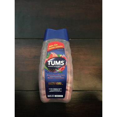 Tums Extra Strength (Assorted Fruit)