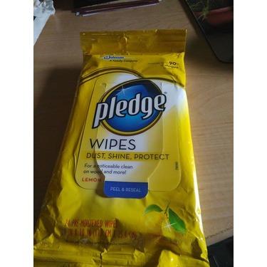 Pledge Multi Surface Clean & Dust Wipe