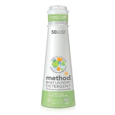 Method Baby Laundry Detergent, Sweet Pea