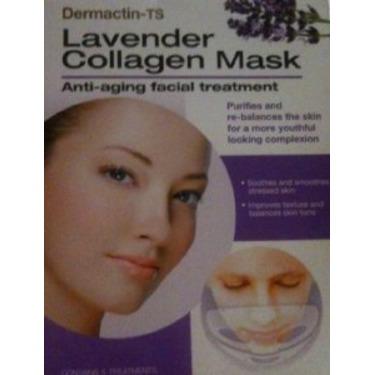 Dermactin-TS Lavender Collagen Mask