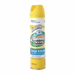 Scrubbing Bubbles Total Kitchen cleaner