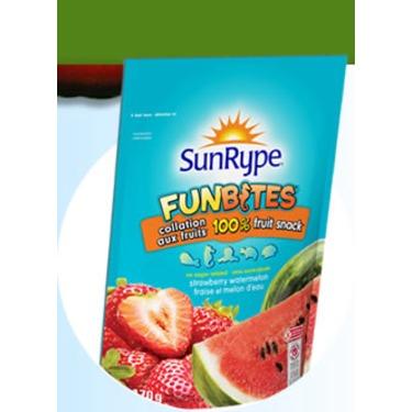 SunRype Fun Bites - Strawberry/Watermelon