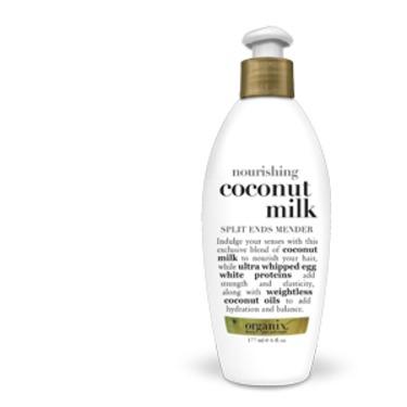 Organix- Coconut Milk Split End Mender