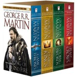 "Game of Thrones (""A Song of Ice and Fire"" series) by George R.R. Martin"