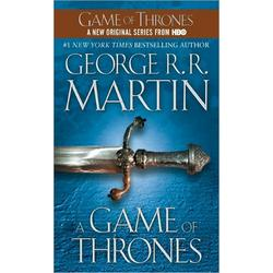 """Game of Thrones (""""A Song of Ice and Fire"""" series) by George R.R. Martin"""