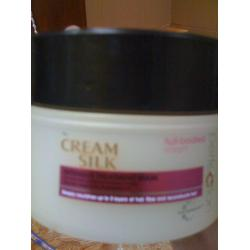 Intensive Hair Treatment by Cream Silk