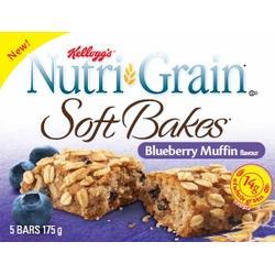 Kellogg's Nutri-Grain Soft Bakes