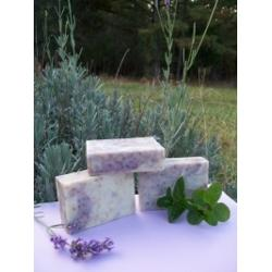 Farmington Herbals Lavender Mint Soap