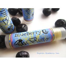 The Simple Siren Organic Beauty Blueberry Butter Lip balm