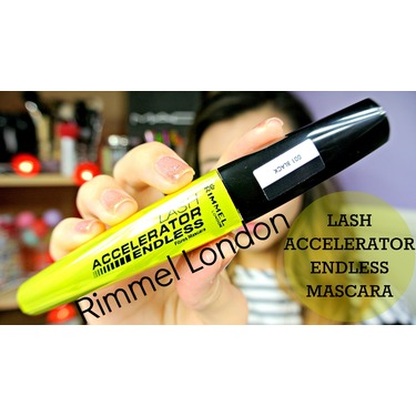 Rimmel London Lash Accelerator Mascara
