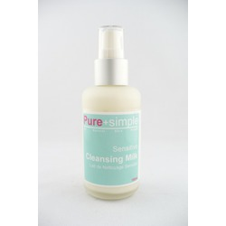 Pure+simple Sensitive Skin Cleansing Milk