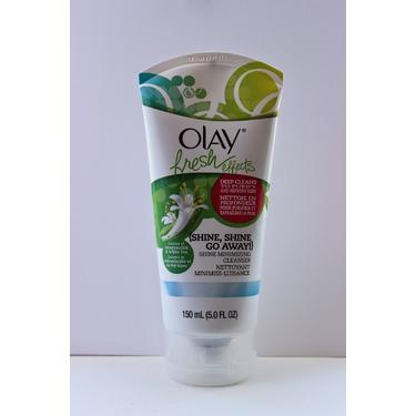 Olay Fresh Effects Shine Minimizing Cleanser