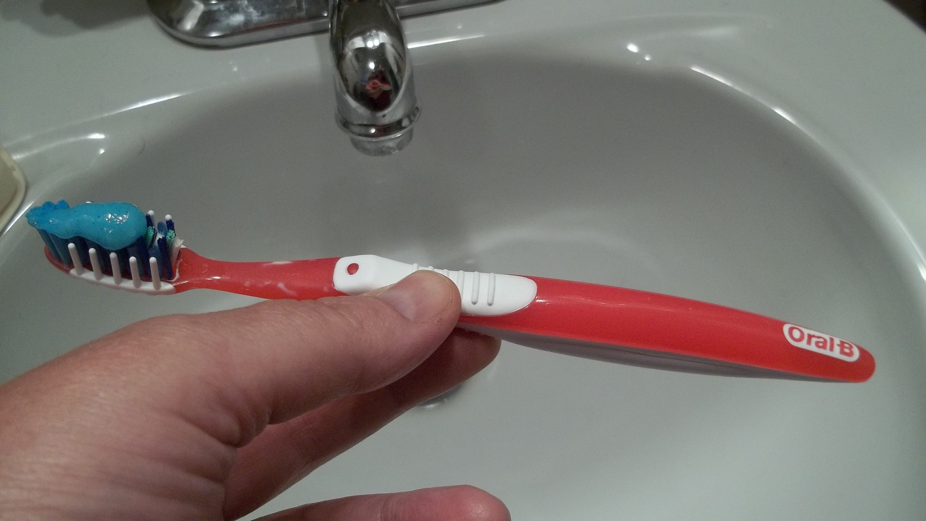 Oral B Crossaction Pro Health Toothbrush Reviews In