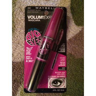 Maybelline New York Volum' Express Big Eyes Mascara