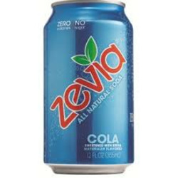 Zevia Cola Beverages