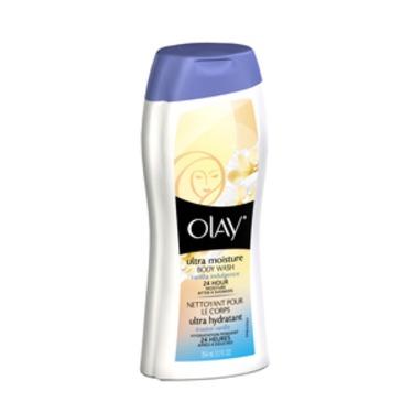 Olay Ultra Moisture Body Wash Vanilla Indulgence
