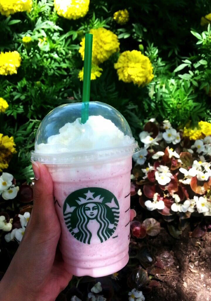 Starbucks Cotton Candy Frappuccino Image Gallery