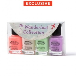 Color Club Wanderlust Collection