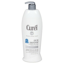Curel Itch Defense Lotion