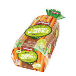Dempsters Garden Vegetable Bread
