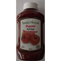 Simply Natural Ketchup