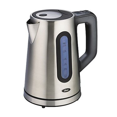 Oster 1.7L  Stainless Steel Electric Kettle