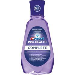 Crest Pro-Health Complete Mouthwash
