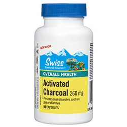 Swiss Natural Activated Charcoal