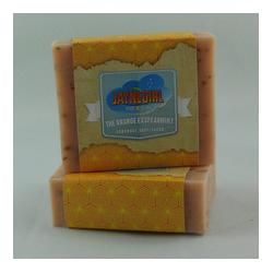 Jayne Girl Orange Exspearmint Bar Soap